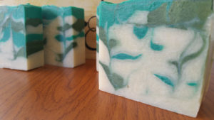 Revive - Aloe Cucumber Handmade Soap