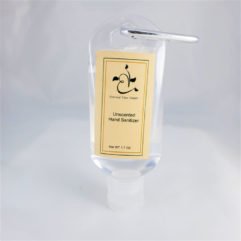 Clip Hand Sanitizer Single Front