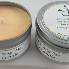 Dont Bug Me Candle