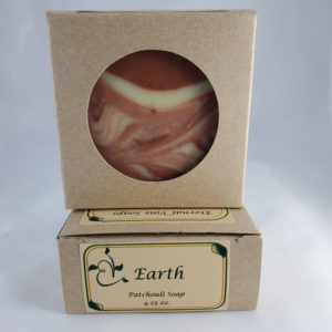 Earth Boxed Front