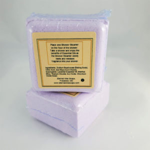 Lavender Shower Steamer Back