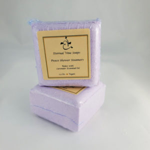 Lavender Shower Steamer Front