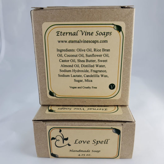 Love Spell Boxed Back