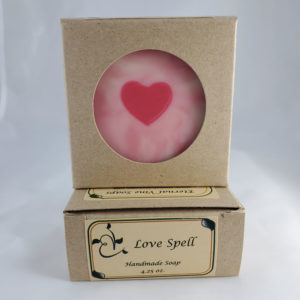 Love Spell Boxed Front