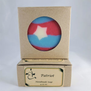 Patriot Boxed Front