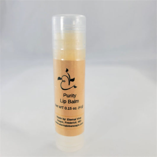 Purity Lip Balm Front