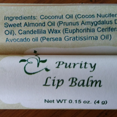 Purity Lip Balm