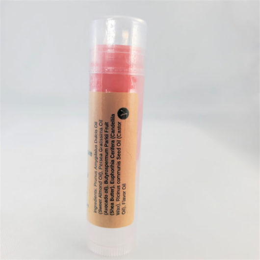 Strawberry Shortcake Lip Balm Back