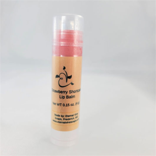 Strawberry Shortcake Lip Balm Front