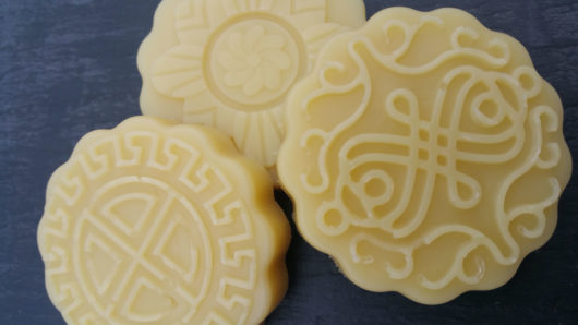 Vegan Lotion Bars