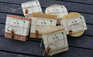 Eternal Vine Soaps Selection